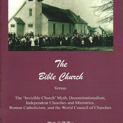 Bible Church Book